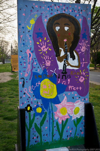 Art 180 on Monument Avenue - Kiera's Life and Talent | by Will Weaver