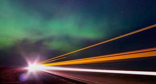 Aurora Over Hwy 9 [4 of 5] | by McCormick Photography
