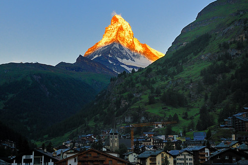 Dawn of Zermatt | by Giovanni88Ant