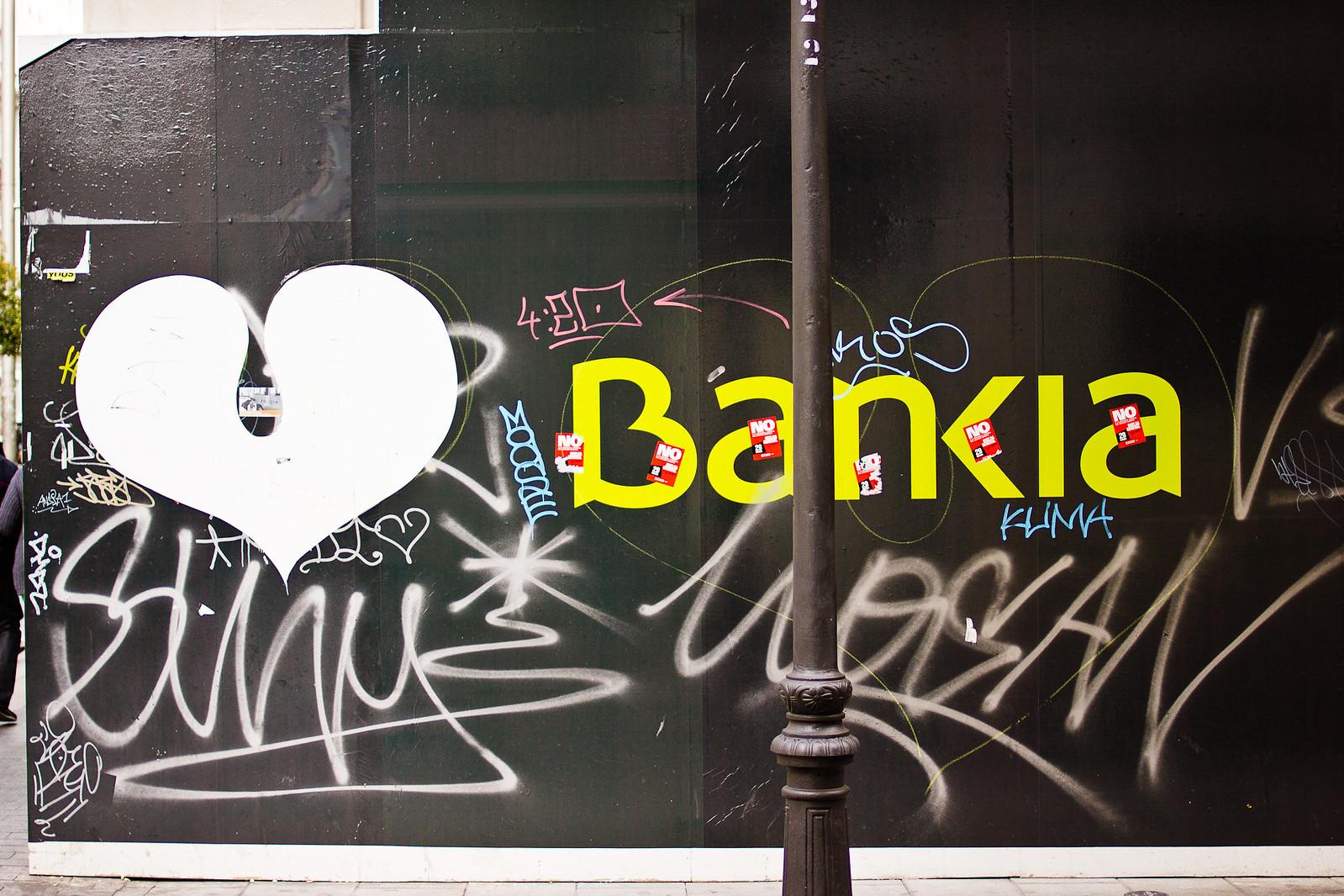 El insoportable tufo de corrupción que rodea al rescate bancario