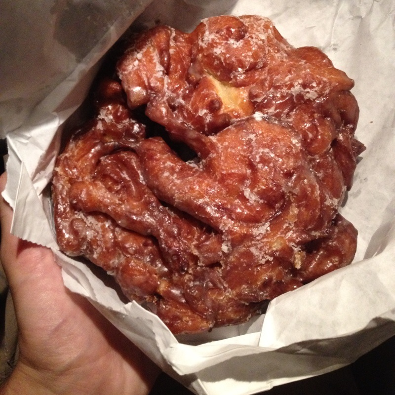 Image result for apple fritter