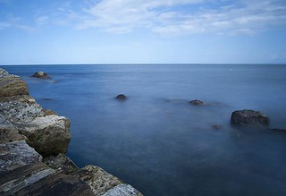 Deep Blue Sea  - Scottish Coast | by Magdalen Green Photography