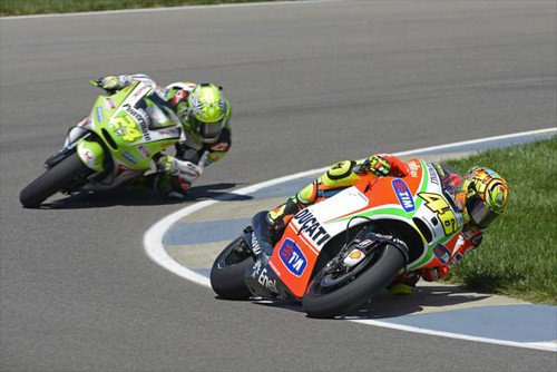 Rossi and elias indianapolis motor speedway flickr for Indianapolis motor speedway com