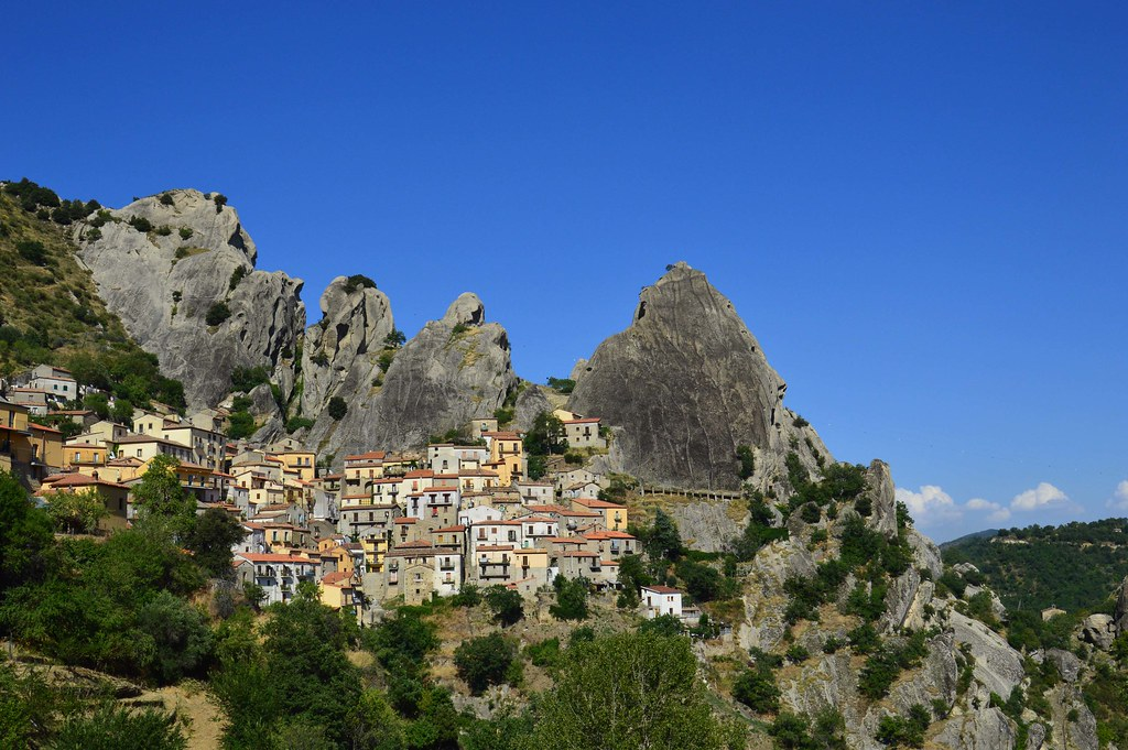Castelmezzano, Potenza