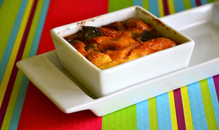 Egg Plant Gratin - August 19th 2012 | by The Hungry Cyclist