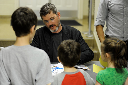 Mo Willems 4.2.12 | by slcl events