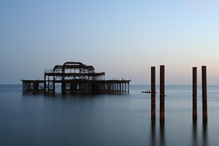 Brighton's West Peir | by Rob Taylor Photography1