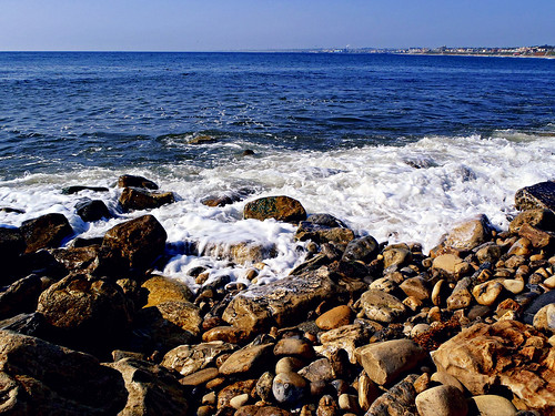 Pacific Ocean Smoothing the Palos Verdes Shore | by TheJudge310