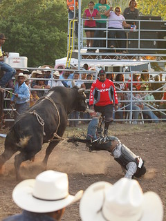 Kendleton Texas SP Picnic Grounds Easter Rodeo April 08 2012 | by mrchriscornwell