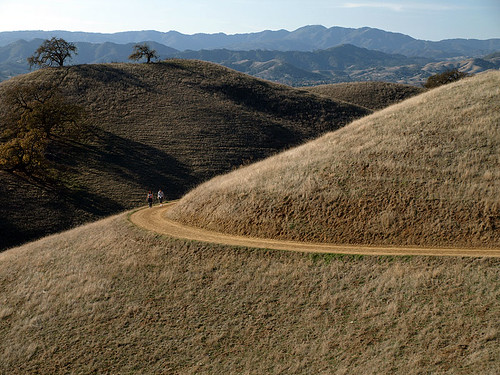 Willow Springs/Rancho San Ysidro/Savannah Trails - Healthy Trail (Moderate) | by Transit&Trails