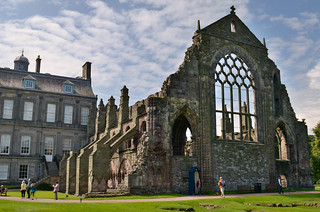 Holyrood Abbey | by Paddosan
