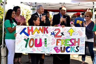 Mayor Fresh Bucks 01 | by Mayor McGinn