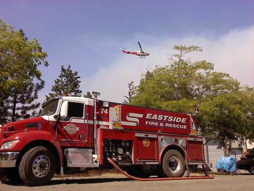 Fire Department Natural Gas Sog