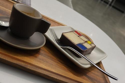Mondrian Cake New York