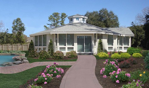 Prefab guest homes in law suites pool houses learn for New homes with inlaw suites