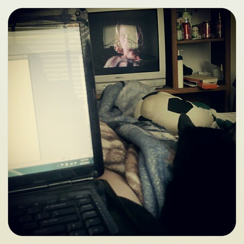 Homework, Scooter, and Mad Men <3 | by JessieKay77