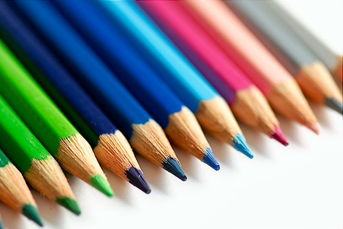 Crayons de couleur | by Supernico26