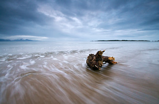 'Deserted' - Newborough Beach, Anglesey | by Kristofer Williams