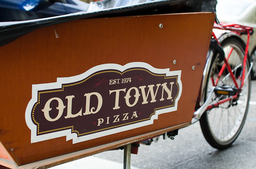 Old Town Pizza Delivery | by Wing Ting