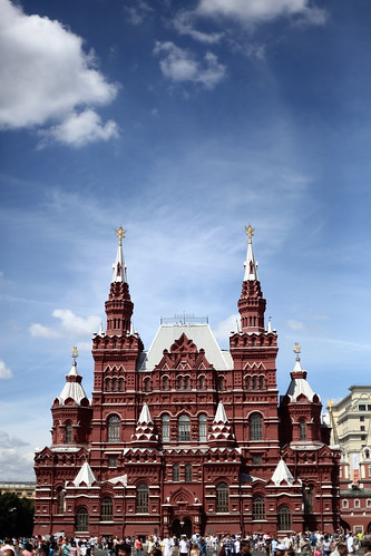 Museum of History. Moscow. July 2012. | by bocharov_