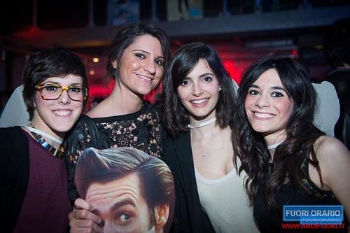 11/04/2014 Febbre90 e Il Pubblico del Fuori Orario