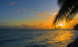 Sunset, Barbados | by Ben124.