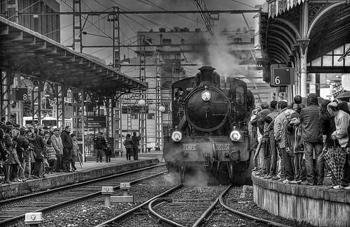 150 Años del tren en Miranda de Ebro