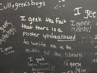 Geek the Library | by bdlweb