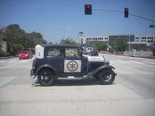 Culver City Police Car