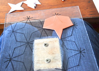 foam block printing tutorial | by flowerpress