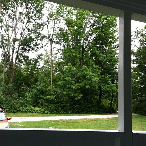 My view this morning from Mom's porch. | by {Karamat}