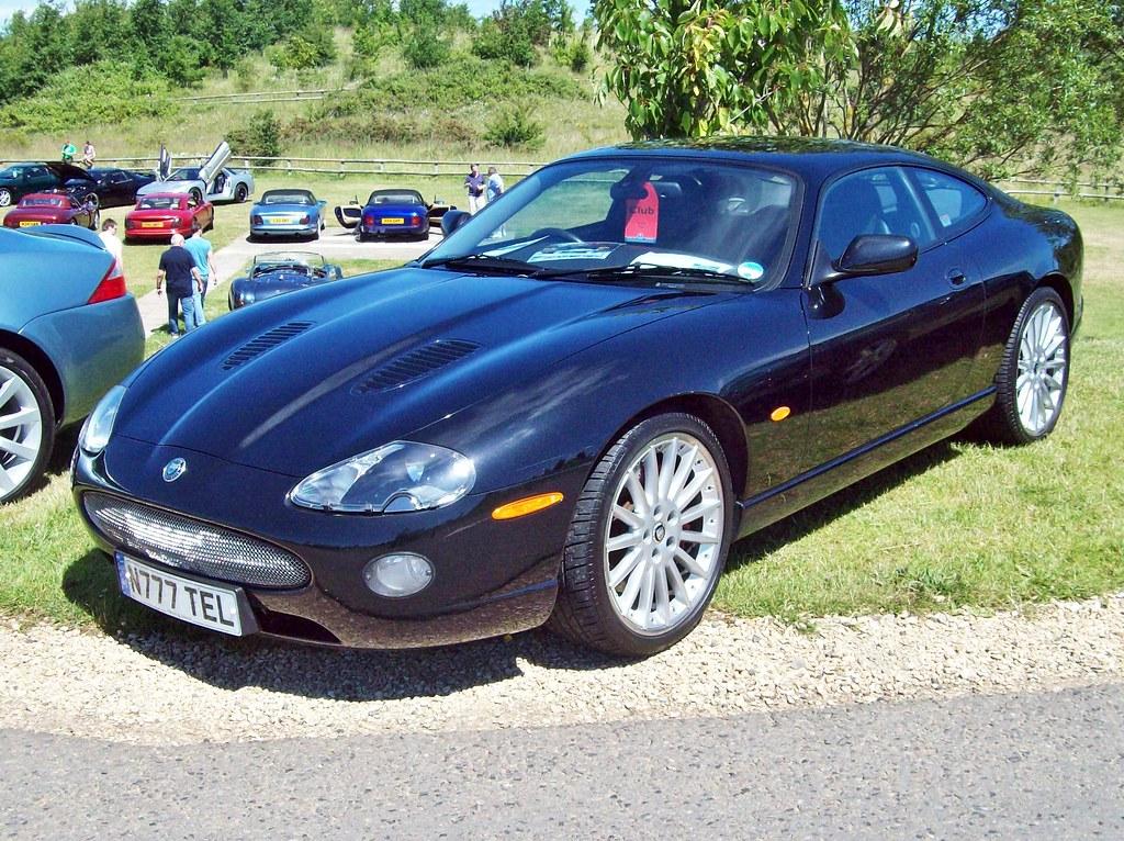 53 Jaguar XKR Coupe Auto 2004  Jaguar XKR 199606 Engin  Flickr