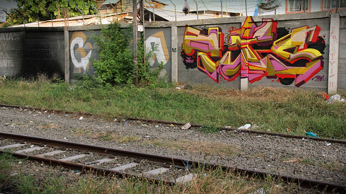 SIDE TRACK | by tutugraffiti