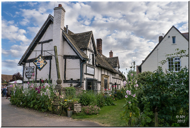The Fleece Inn, Bretforton
