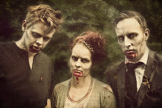 Vintage Zombies | by CatMacBride