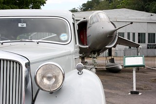 Brooklands Breakfast Meeting August 2012 - 1948 Rover 75 (MPG 588) | by growler2ndrow