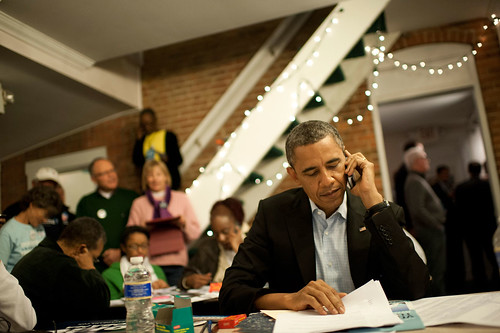 Barack Obama in Columbus - November 5th | by Barack Obama