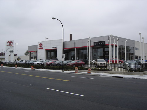 Akron, OH: Ganley Toyota Scion | harry_nl | Flickr