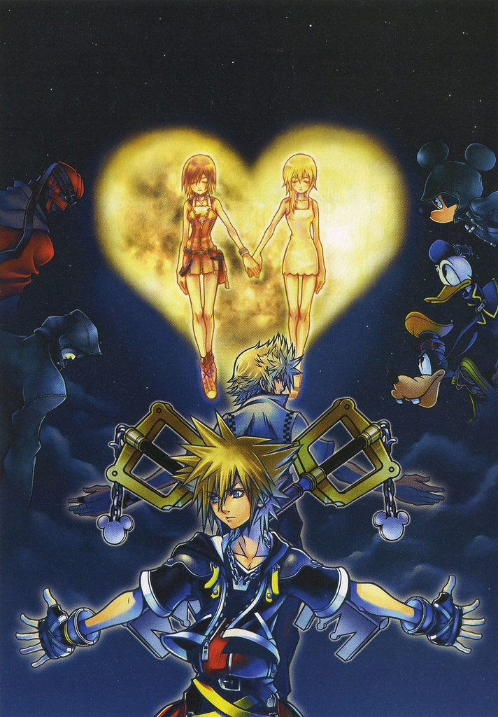 Kingdom Hearts Wallpaper Hd Iphone