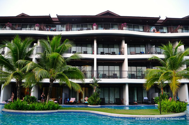 Family Wing of Holiday Inn Resort Krabi Ao Nang Beach