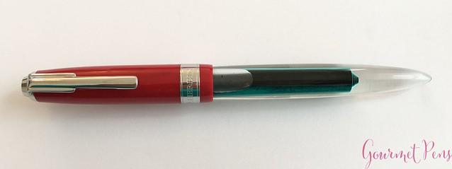 Review J. Herbin Tempête Fountain Pen Gift Set @NoteMakerTweets4