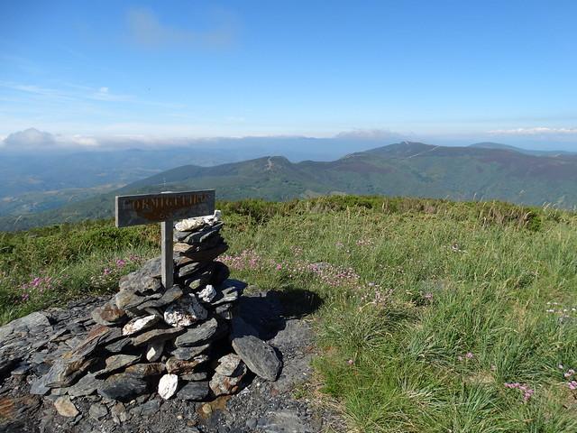 Pico Formigueiros en O Courel