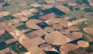Aerial Photo of Center Pivot Irrigations Systems (2) | by SoilScience.info