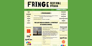 Prague Fringe Festival 2013 | by Paul Louis Archer