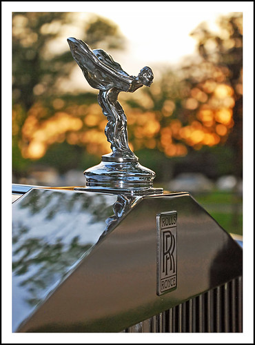 1956 Rolls-Royce Spirit of Ecstacy | by sjb4photos