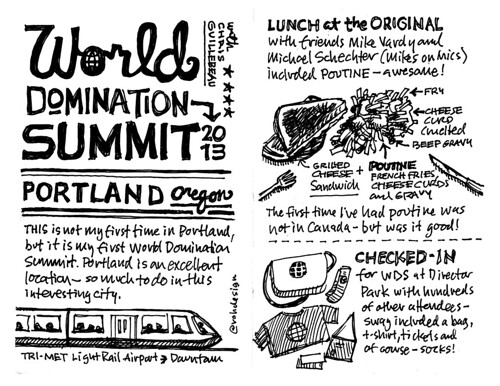WDS2013-Sketchnotes-01-02 | by Mike Rohde