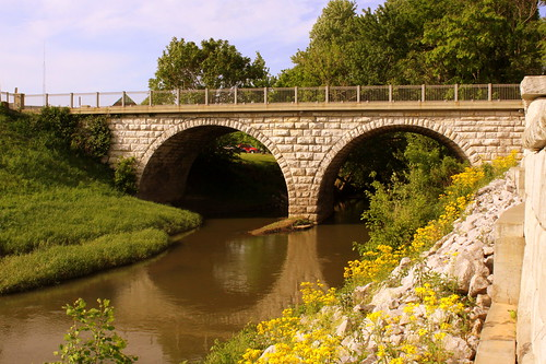 North Fork Little River Bridge - Hopkinsville, KY