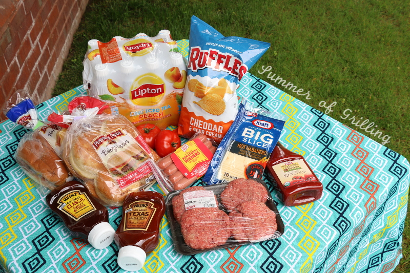 Summer of Grilling, Outdoor Party Essentials