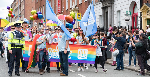 PRIDE PARADE AND FESTIVAL [DUBLIN 2016]-118005 | by infomatique