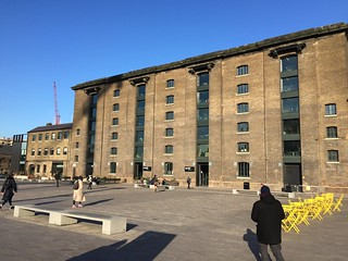 UAL: Central Saint Martins | by Ben Terrett